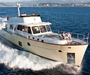 Turkish yacht Vicem Cruiser