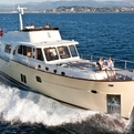 Turkish yacht Vicem Cruiser