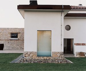 Tuscan Farmhouse Transformation by Labics