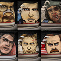 TV's Anti-Heroes On Converse Kicks