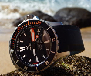 TWCO Sea Rescue Divers Watch