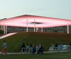 Twilight Epiphany by James Turrell