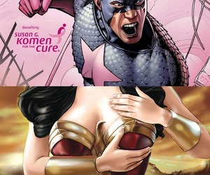 Two Comic Approaches To Breast Cancer Awareness