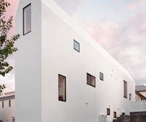 Two Family House K by Hiroyuki Shinozaki Architects