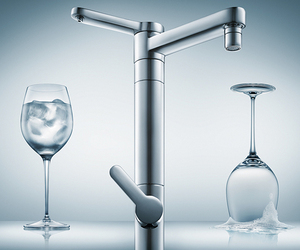 Two-in-One Faucet