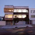 Two Innovative Townhouses in San Francisco