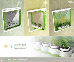 Twoface Window by Junkyung Kim & Yonggu Do