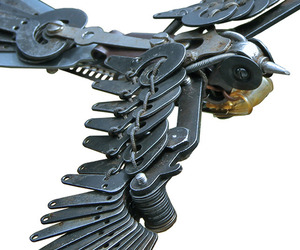 Typewriter Birds by Jeremy Mayer