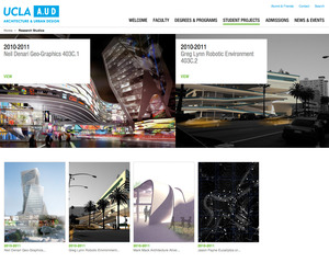 UCLA Architecture & Urban Design