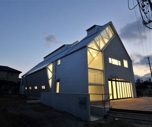 Ueno Gas Kameyama by KIZ Architects