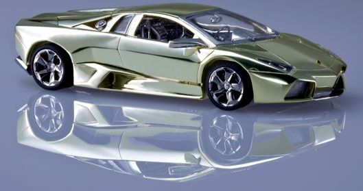 Ultima Jewelry Luxury Toy Car Models In Gold Amp Platinum