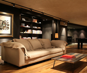 Ultimate Bachelor Pad in Sao Paulo by Carol Leaes