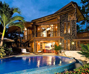 Ultimate in tropical coastal living