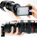 Ultimate iPhone SLR Mount
