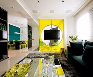 Ultra Chic São Paulo Apartment by Brunete Fraccaroli
