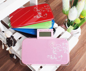 Ultra Portable Digital Bathroom Scale