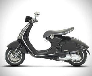Ultra Sleek Vespa 946 Scooter