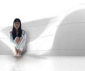 Umarmung floor seating sofa