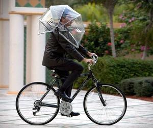 Umbrella Of The Future by Nubrella