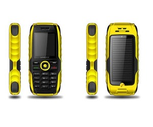 Umeox Solar Mobile Phone
