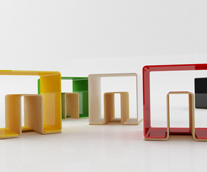 Un Stool by PARCHITECTS
