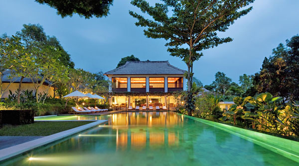 Unbelievable Tropical Luxury Retreat In Bali