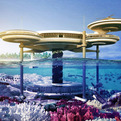 Unbelievable Underwater Hotel in Dubai… 21 Stories Deep