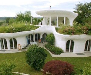 Unconventional Earth Homes in Switzerland