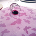 Underfull Table Cloth reveals the hidden secret when wet