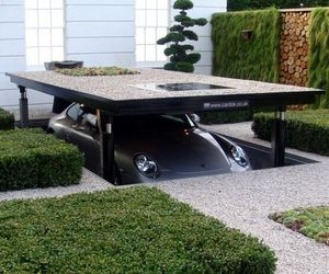 Underground Parking System for Home