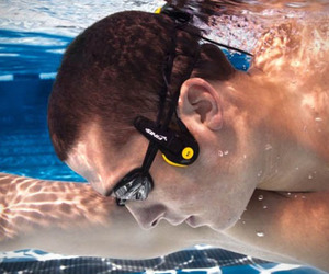 Underwater MP3 Player  | Finis Neptune