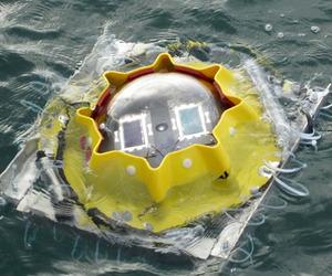Underwater Solar Power Generation