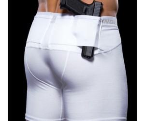Underwear Gun Pants