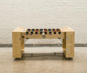 Unfolding Crates by Naihan Li