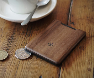 Union Wood Wallet