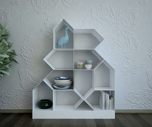 Unique Bookcase by Antonella Di Luca
