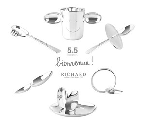 Unique Collection of Sterling Spoon-Inspired Baby Gifts