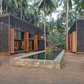 Unique Design of Palmyra House by Studio Mumbai