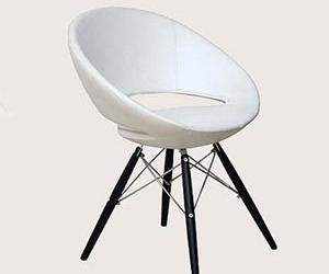 unique dining chair with a comfortable upholstered seat chair unusual dining chairs