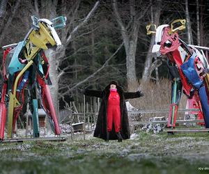 Unique Giant Sculptures by Miina Äkkijyrkkä