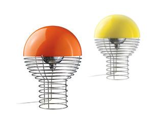 Unique Modern Lighting, Wire Lam by Verner Panton