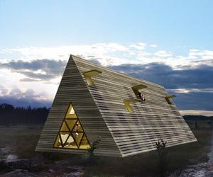 Unique Prefab Housing Design by Visiondivision