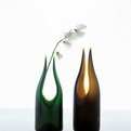 Unique Recycled Glass Vases by Artecnica