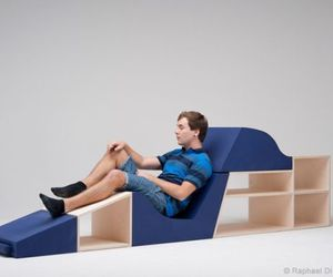 Unique Rivolta Bench By Raphael Di Biase