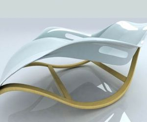 Unique Rocking Chair Wenshuai Liu