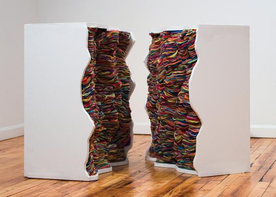 Unique Sculptures By Andrea Myers