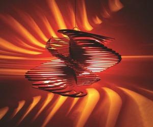 Unique Spiraling Pendant
