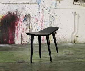 Unique Stool by Brikolor