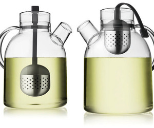 Unique Tea Kettle by NORM Architects