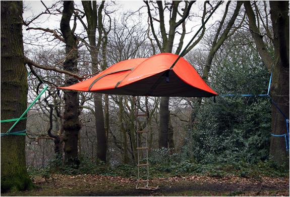 & Unique Tentsile Stingray Tent